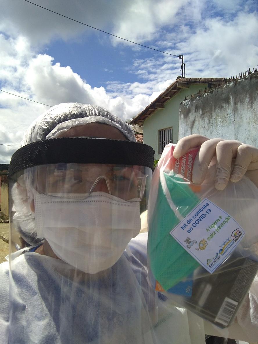 Secretaria de Ação Social No Combate ao Corona Vírus (COVID-19)